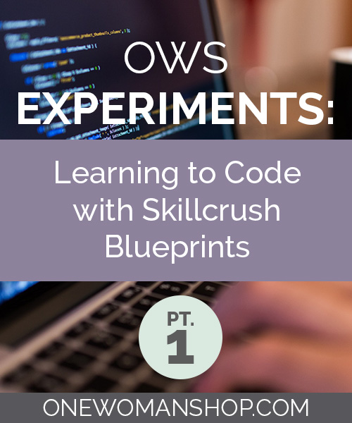 learning to code skillcrush